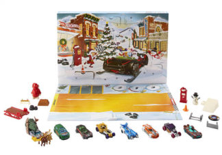 Адвент-календари для детей