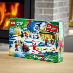 Адвент-календарь LEGO City Adventures